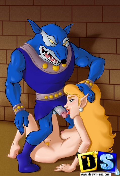 Drawn porn story from VideoGame - Legend of Zelda - Drawn Anal Sex Drawn Blowjob