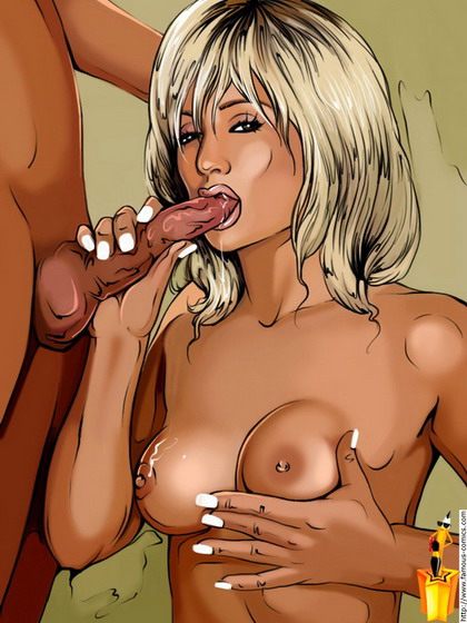 Celebrity sex comics - dirty blondes! - Drawn Blowjob Drawn Doggy Style Drawn Gang Bang