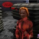 Hot redheaded 3D vixen - 3D Porn Comics