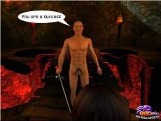 Busty 3D bitch - 3D Porn Comics
