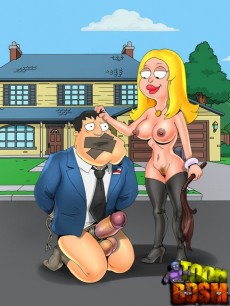 Francine Smith bdsm queen - Adult Toons