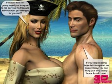 Sexy pirate 3d - 3D Porn Comics