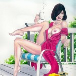Hot Fetish Party - Drawn Fetish Sex